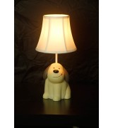 Luckie Lamp Shaded