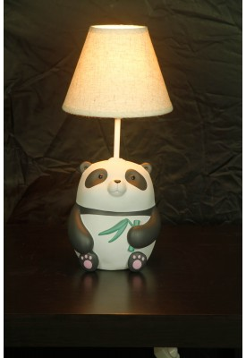 Panda Lamp Shaded
